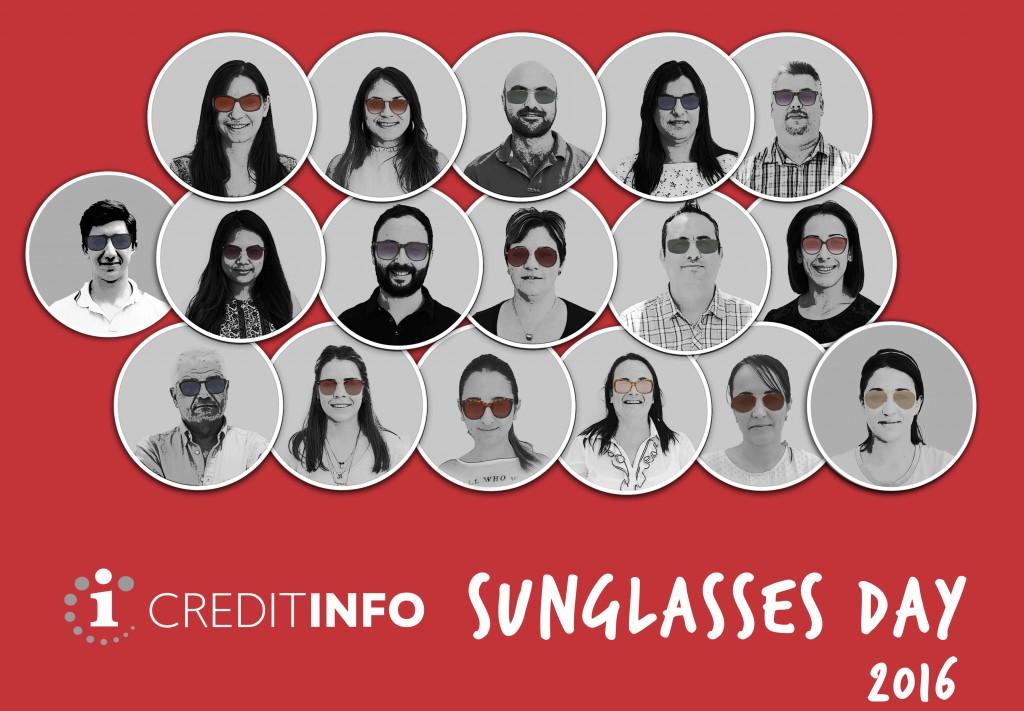 sunglasses day - 27th June 16